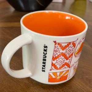 # 1122 Starbucks Mug Arizona.